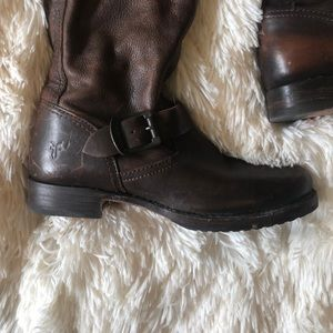 Frye Shoes - FRYE mid-tall boots